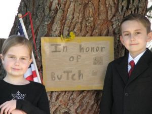 Butch's Memorial Service #3